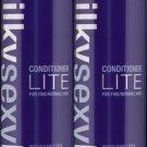 Sexy Hair SILKY SEXY Lite Conditioner 10.1 oz (x2)