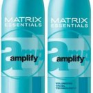 Matrix (A) Amplify Color XL Shampoo & Conditioner 13 oz