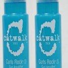 TIGI (C) Catwalk Curl Amplifier 4 oz (x2)
