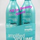 Matrix (A) Amplify Color XL Shampoo & Conditioner 33 oz