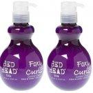 TIGI (BH) Bed Head Foxy Curls Contour Cream 6.76 oz X2