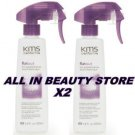 KMS California (F) Flat Out Hot Pressed Spray 6.8 oz X2