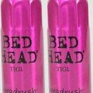TIGI (BH) Bed Head Headrush 5.3 oz (x2)