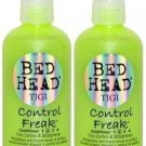 TIGI (BH) Bed Head Control Freak Conditioner 8.5 oz X2