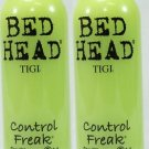 TIGI (BH) Bed Head Control Freak Conditioner 25.3 oz X2
