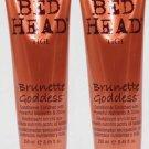 TIGI (BH) Bed Head Brunette Goddess Condition 8.45 X2