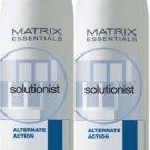 Matrix (S) Solutionist Alternate Action Shampoo 13oz X2