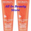 Redken (CE) Color Extend After Sun Mask 8.5 oz (x2)