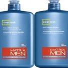 Matrix (M) Mens Clean Rush Daily Shampoo 13.5 oz (x2)