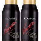 Matrix (V) Vavoom Gold Heat Blow-In Volume Lotion (x2)