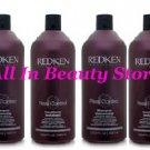 Redken (RC) Real Control Shampoo & Conditioner 33oz X2