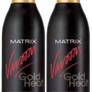 Matrix (V) Vavoom Gold Heat Iron-In Volume Dry Mist(x2)