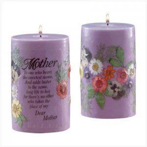 Scented Mom Candle