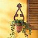Grated Wall Planted Pot Holder