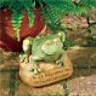 Resin Frog Statuary
