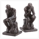 """Thinker"" Bookends"
