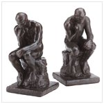�Thinker� Bookends