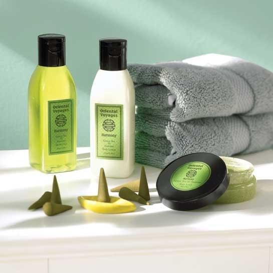 Oriental Voyage Bath Gift Set