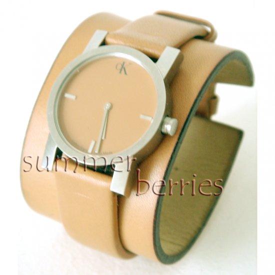 Authentic CK Calvin Klein Designer Watch #K712100
