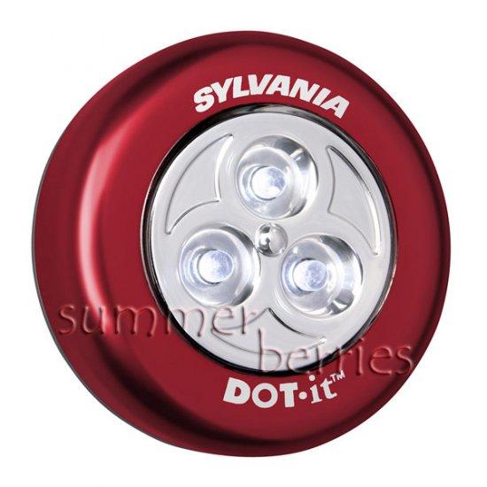 Sylvania Dot-it Portable Self-Adhesive LED Light