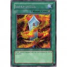 YuGiOh Card DDS-006 - Salamandra [Promo Secret Rare Holo]