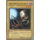 YuGiOh Card LOB-020 - Dark King of the Abyss [Common]