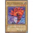 YuGiOh Card LOB-035 - Ray & Temperature [Common]