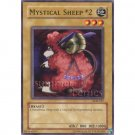 YuGiOh Card LOB-037 - Mystical Sheep #2 [Common]