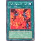 YuGiOh Card MRD-088 1st Edition - Tremendous Fire [Common]