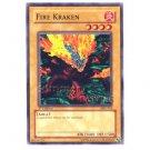 YuGiOh Card MRL-014 1st Edition - Fire Kraken [Common]