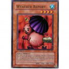YuGiOh Card MRL-020 1st Edition - Weather Report [Common]