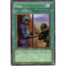YuGiOh Card MRL-034 - Toll [Short Print]