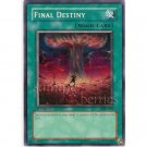 YuGiOh Card MRL-035 1st Edition - Final Destiny [Common]