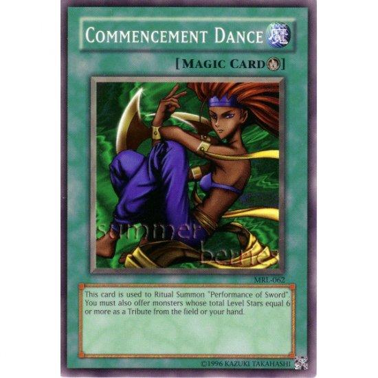 YuGiOh Card MRL-062 - Commencement Dance [Common]