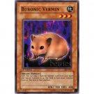 YuGiOh Card PSV-057 1st Edition - Bubonic Vermin [Common]