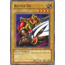 YuGiOh Card SDK-005 - Battle Ox [Common]