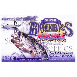 Nintendo Gameboy Advance Game - Super Black Bass Advance (Japan / Japanese Edition)