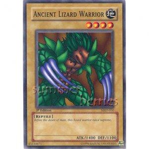 YuGiOh Card MRD-050 1st Edition - Ancient Lizard Warrior [Common]