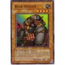YuGiOh Card MRL-089 - Boar Soldier [Common]