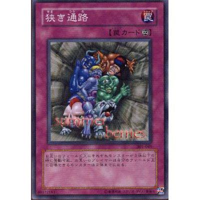 YuGiOh Japanese Card 301-045 - Narrow Pass [Common]