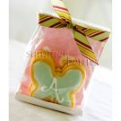 Clear Cello Favor Bag / Bags - Gusseted - 5x2.75x12 (set of 10)