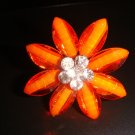 Flower Orange Tone