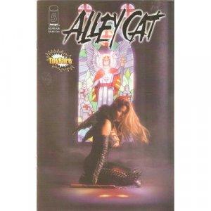 Alley Cat Comic Book #5