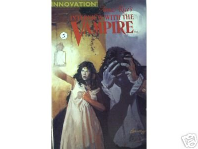 Interview with a vampire Comic Book #3