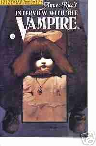 INTERVIEW WITH THE VAMPIRE #4  Comic book