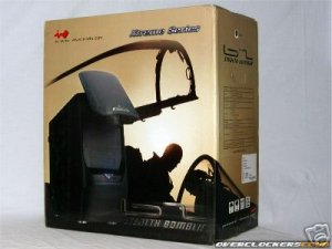Stealth Bomber Intel Core 2 Quad 3.0Ghz SLI Gaming PC