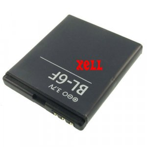 Replacement Battery BL-6F for Nokia N95 8GB  **Free Shipping**