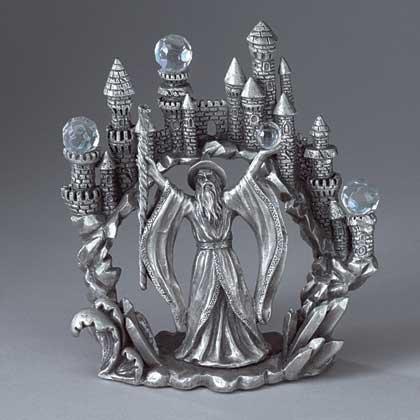 Magnificent Merlin & Castle