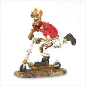 Scooter Skeleton