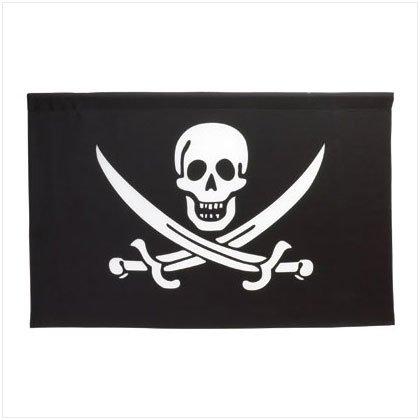 Jolly Roger Wall Banner